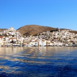 Syros - the Port