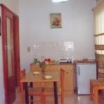 Τραπεζαρία και κουζίνα